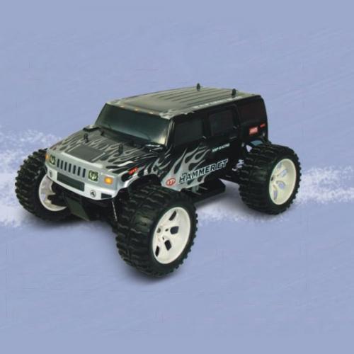 Радиоуправляемый джип HSP Electric Off-Road HUMMER ET 4WD 1:10 - 2.4G (40 км/ч, 40 см)